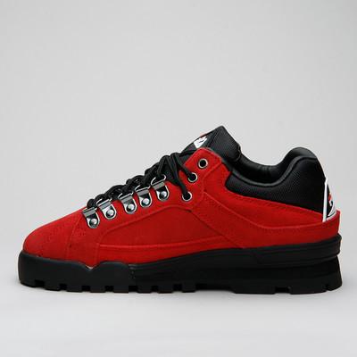 Fila Trailblazer Low Red Pompeian