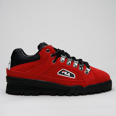 Fila Trailblazer Low Red Pompeian