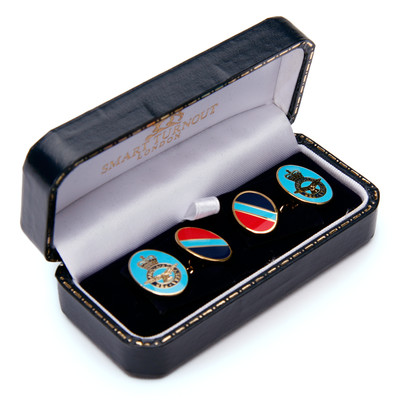 Smart Turnout Cufflinks