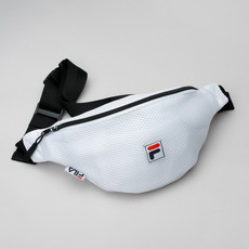 Fila Waist Bag Slim Mesh White