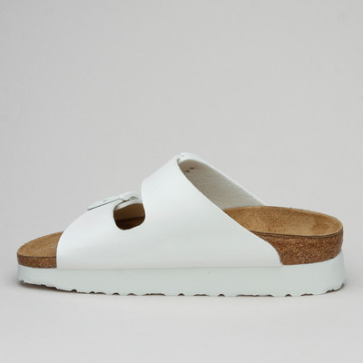 Birkenstock Arizona Pap White