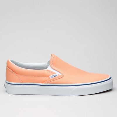 Vans Classic Slip-On Canteloupe/Truewht
