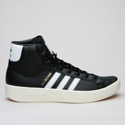Adidas Allround Og W Cblack/Ftwwht