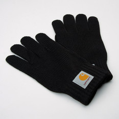 Carhartt Gloves Watch Black