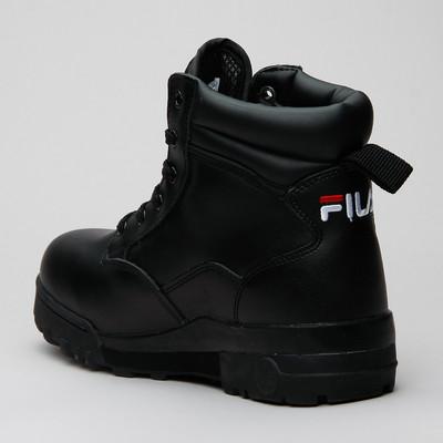 Fila Grunge L Mid Wmn Black