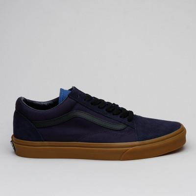 Vans Old Skool (Gum) Night Sky/True Navy