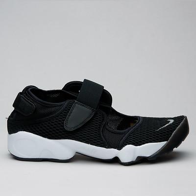 Nike Wmns Air Rift Br Black/Coolgrey