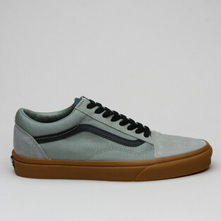 Vans Old Skool (Gum) Shadow Trekking Gre