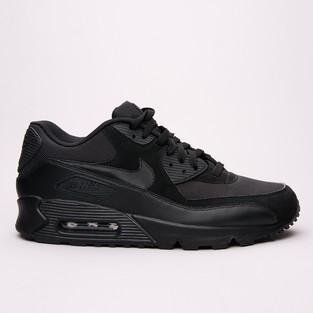 Nike Air Max 90 Essential Black-Black 537384 090