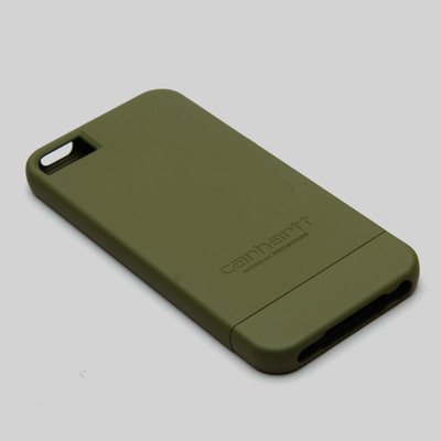 Carhartt Iphone Slider Case Cypress