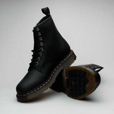 Dr Martens 1460 Snowplow Wp Black