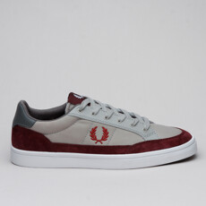 Fred Perry Deuce Suede Grey
