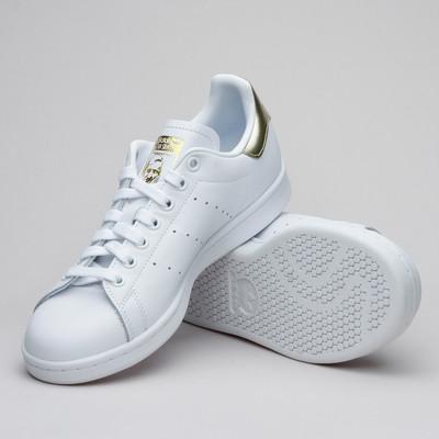 Adidas Stan Smith W Ftwwht/Ftwwht/Goldmt