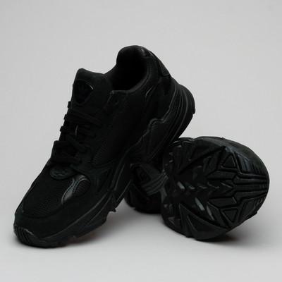 Adidas Falcon W Cblack/Cblack/Grefiv