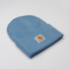 Carhartt Watch Hat Blue Cold