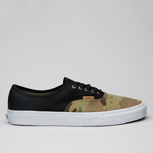 Vans Authentic Ca Multicamo Black