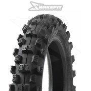 "Michelin Starcross MS3 2.75-10"" (Bak)"