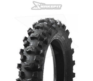 "Michelin Starcross MH3 2.75-10"" (Bak)"