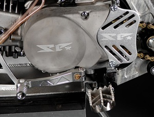 "Constrictor 10"" 125cc"