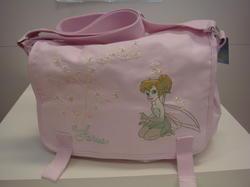 """Väska  """"Tingeling""""  Rosa"""