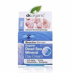 Day Cream - Organic Dead Sea Mineral