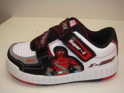 """Sneakers med kardborrband """"Z Strap"""" Skechers"""