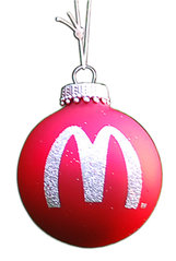 McDonald's Christmas Bauble