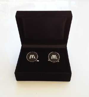 McDonald's Cuff links