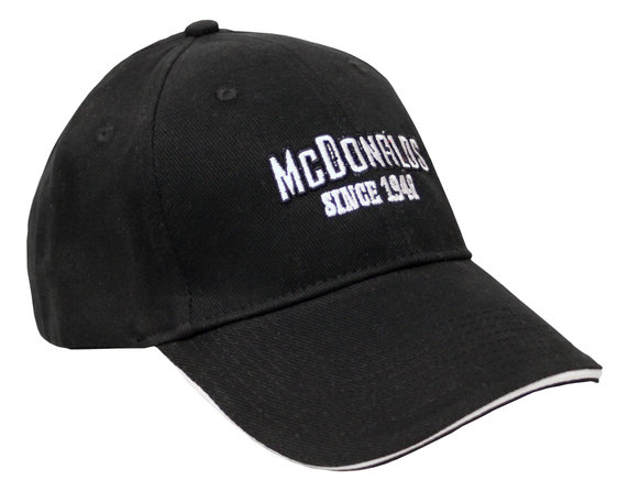McDonalds keps