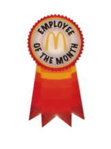 Punainen Employee of the Month