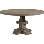 salvage dining table Artwood