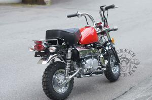 Replica Monkeybike 125cc Red