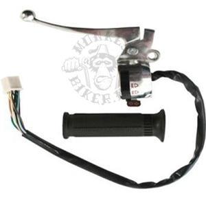 Switch LH-side Manual clutch Dax