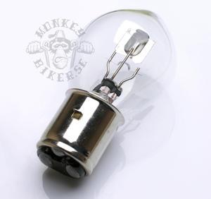 12v BA20D framlampa 35W/35W