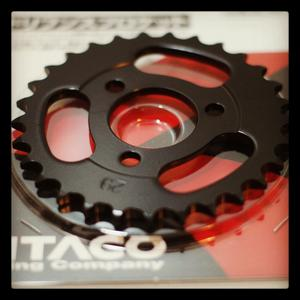 Rear sprocket Monkey Kitaco