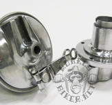 Set of front- and rear hub to Monkey