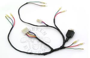 Wiring loom 6v Z50A K1