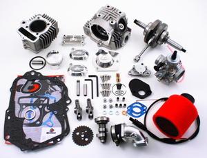 117cc TB V2 Race Head Honda 6v 2 VM26