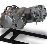 Lifan 150cc motor Silver