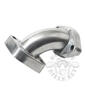 Intake manifold 22mm polished