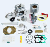DOHC 4valve conversion kit Daytona 150cc