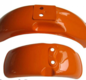 Monkey Z50J2 replica fender set Orange
