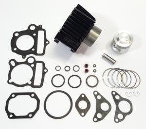 85cc cylinder kit 50cc head 6v