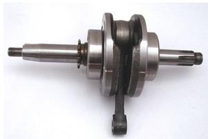 Crank shaft 51mm 12v