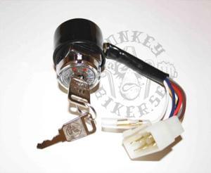 Tändningslås Monkey Z50A K2