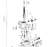 Carburetor overhaul kit ST70