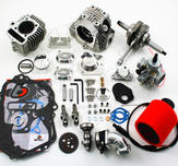 108cc TB V2 Race Head big bore Kit 5