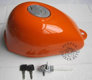 Tank Monkey J2 new style orange