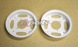 "8"" original rim Z50R white"