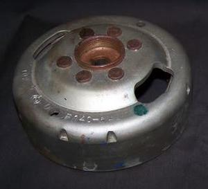Repair Stator Hitachi 6volt breaker point ignition 2